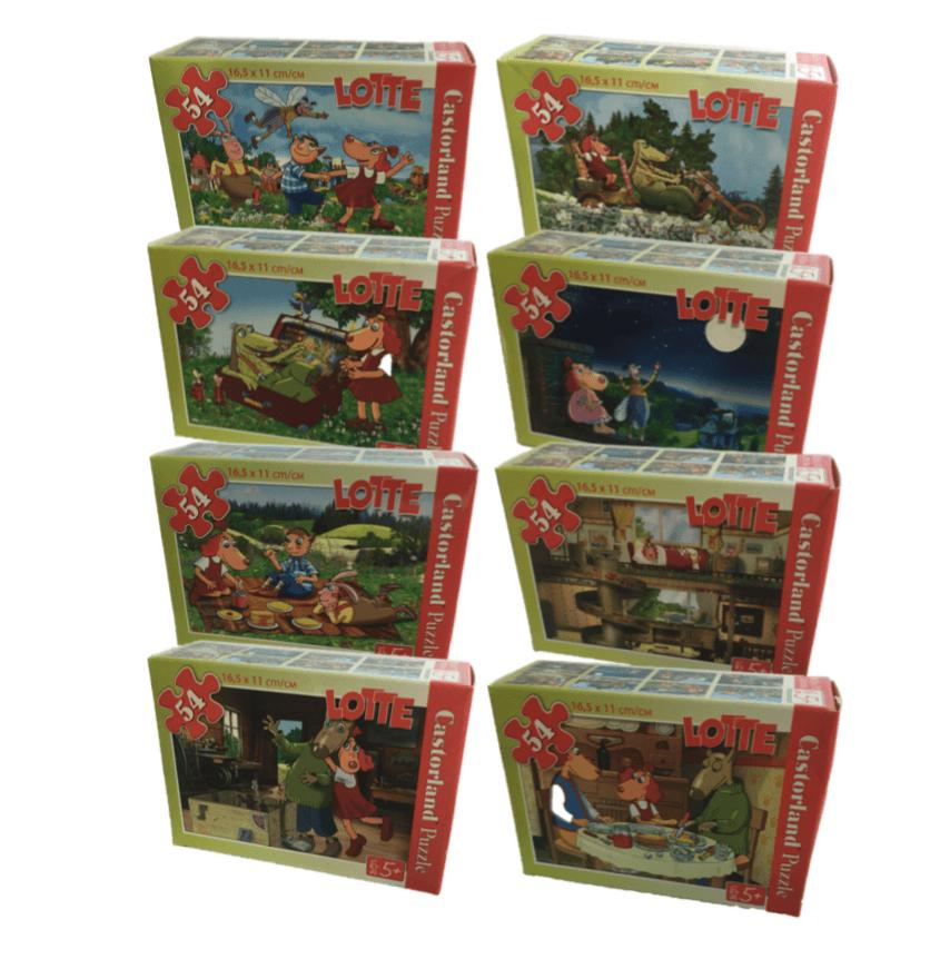 Lotte Mini Puzzle