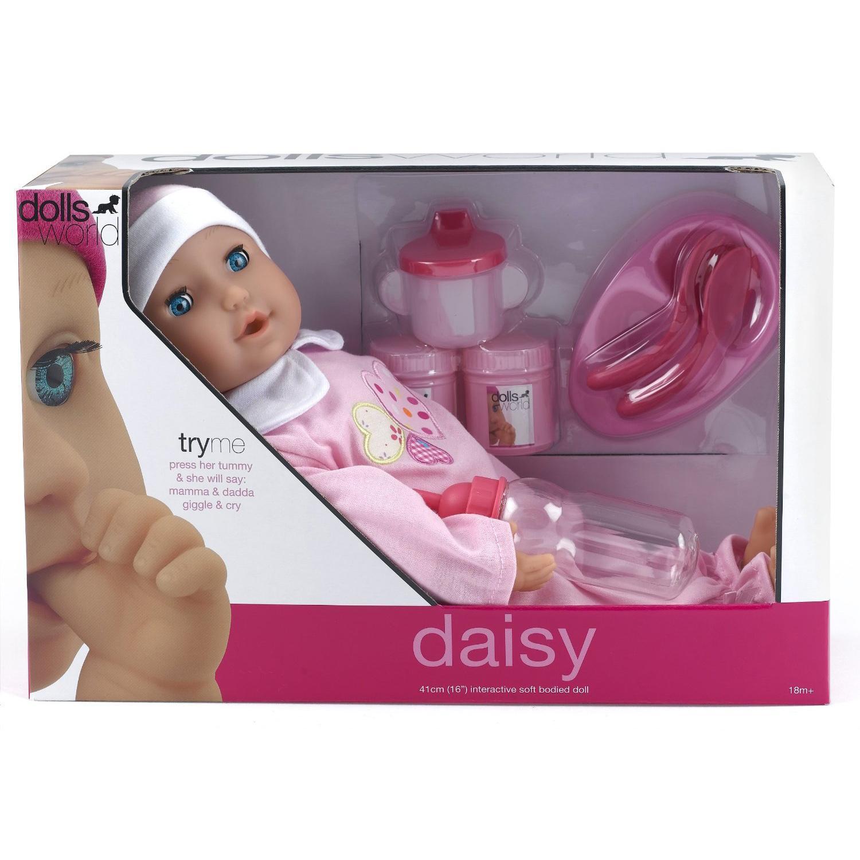 Nukk Daisy komplekt