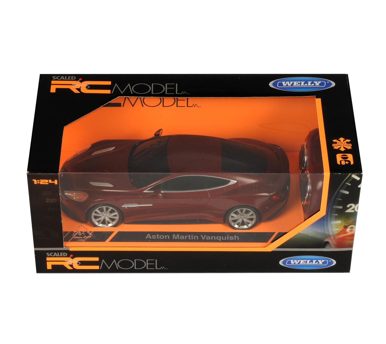 Raadioauto Aston Martin