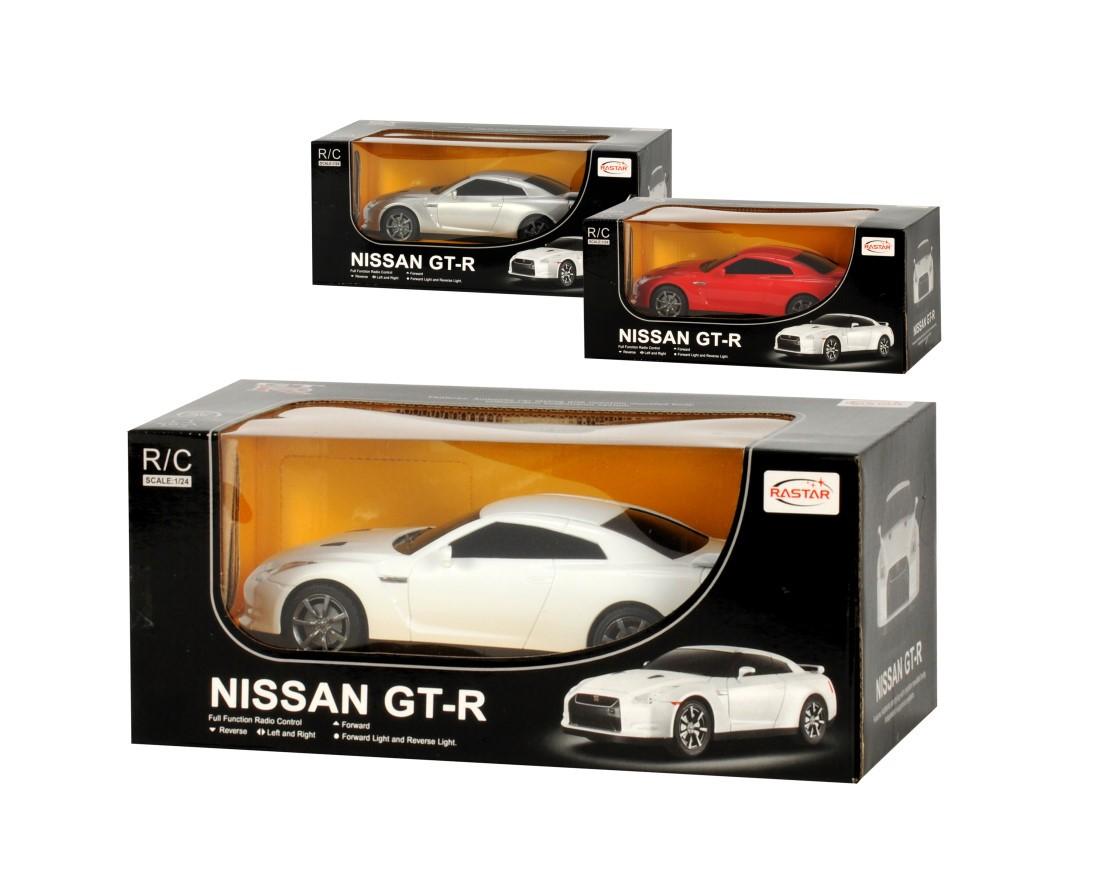 Raadioauto Nissan