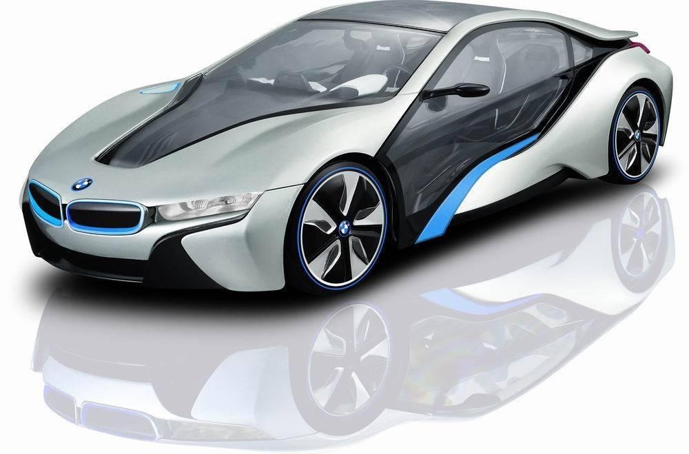 Raadioauto BMW i8