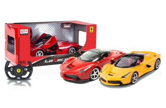 Raadioauto Ferrari