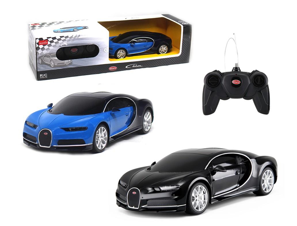 Raadioauto Bugatti Chieron
