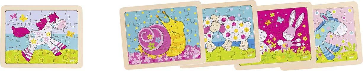 Puidust puzzle