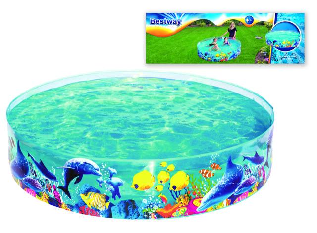 Bassein 183 x 38cm Fun Pool