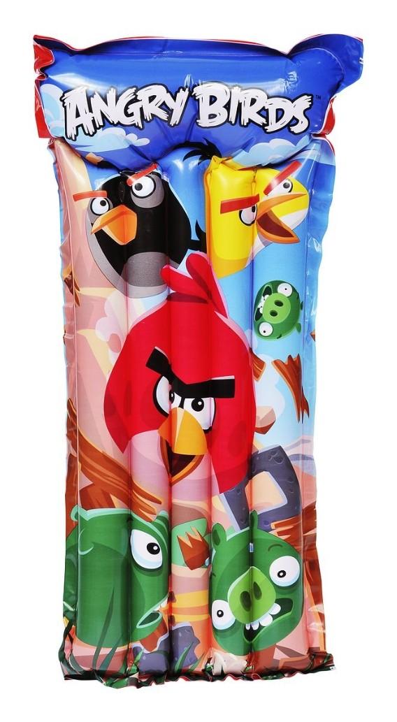 T/P madrats 119 x 61cm Angry Birds