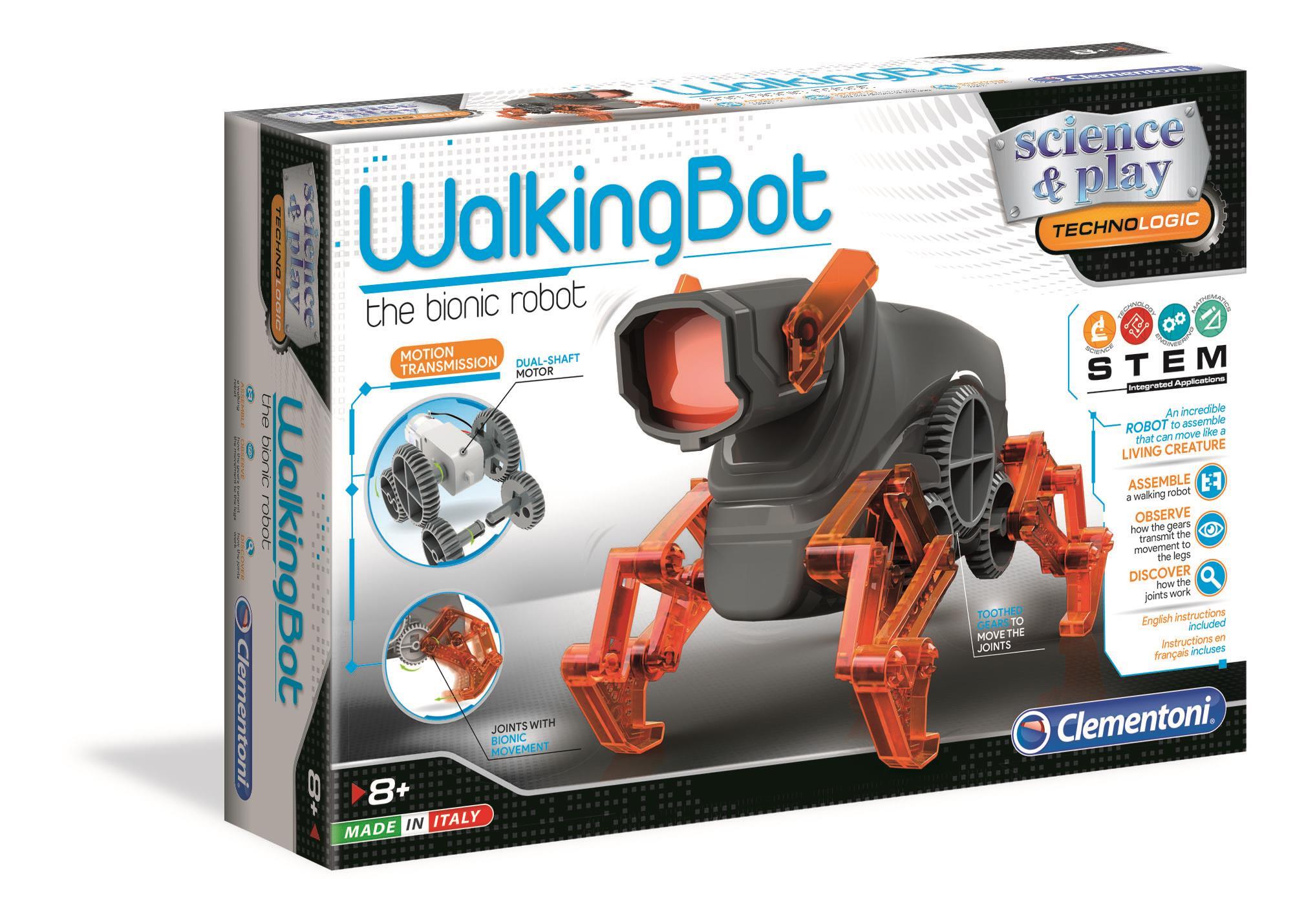 Robot Walking Bot EE/LV/LT