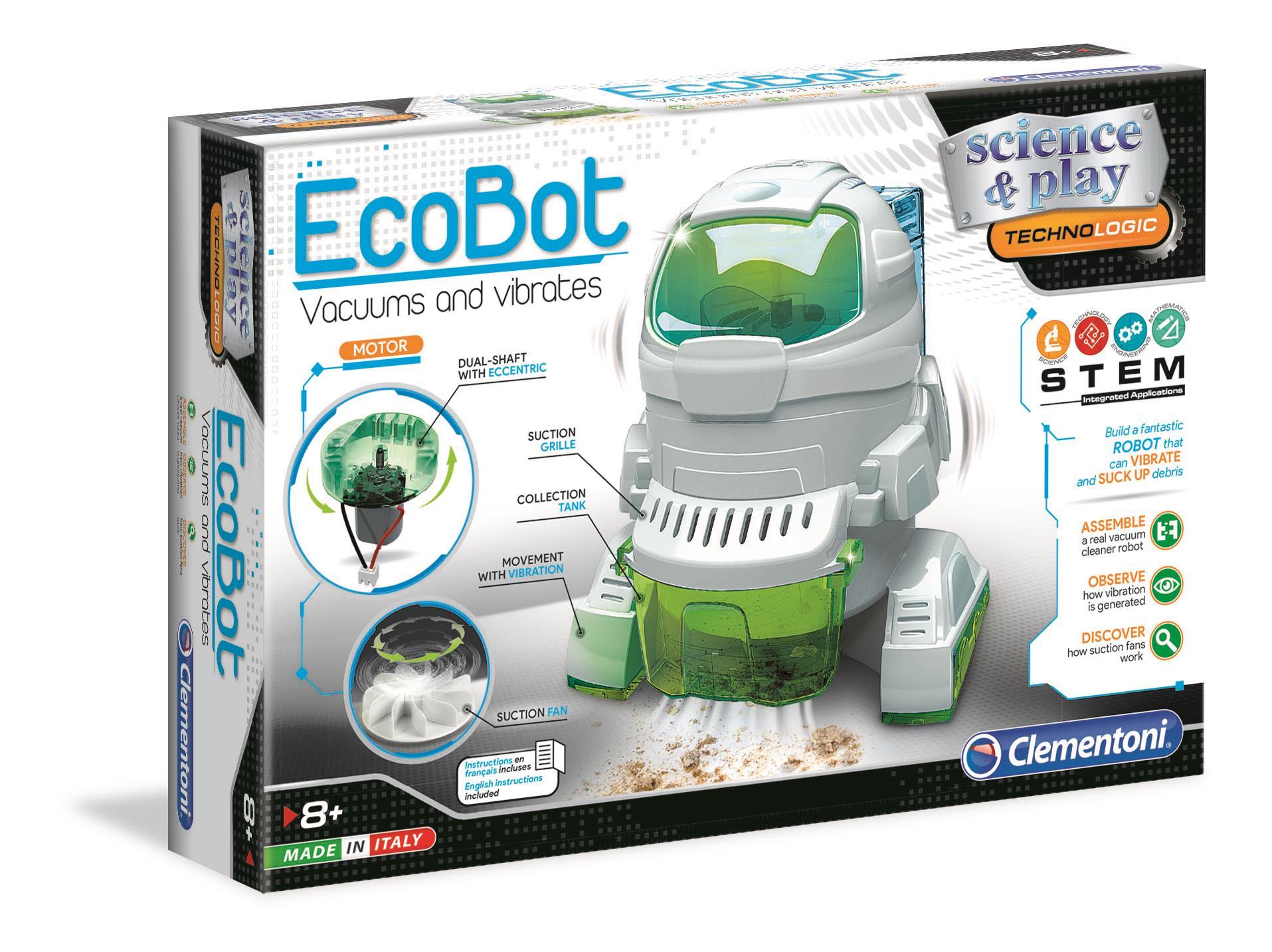 Robot Ecobot EE/LV/LT